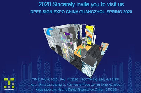 2020 DPES SIGN EXPO CHINA GUANGZHOU SPRING 2020